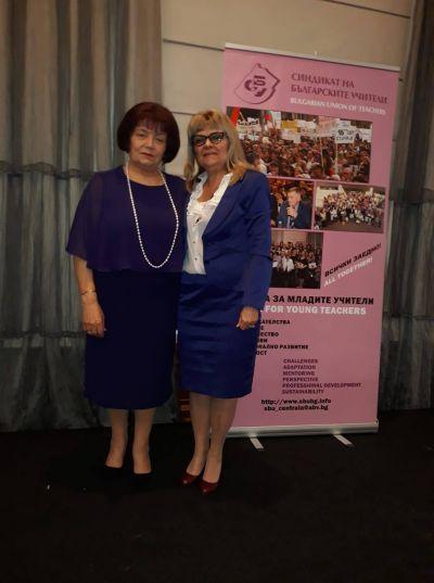 """Успех за г-жа Йорданова на тазгодишното издание на конкурса """"Учител на годината""""на СБУ - Изображение 5"""