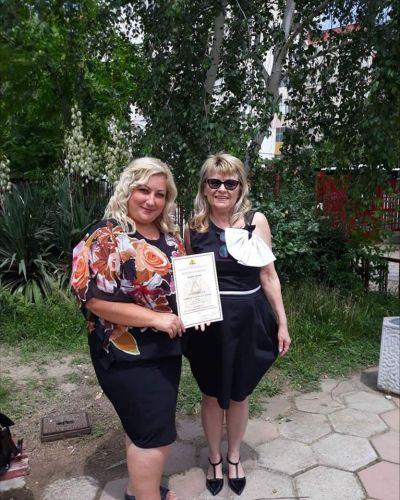 Почетно отличие за г-жа Стоянка Йорданова - Изображение 5