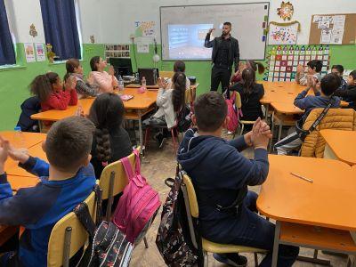 """Посещение на учители от ОУ """"Пенчо Славейков"""" по проект """"Иновации в действие"""" - Изображение 1"""