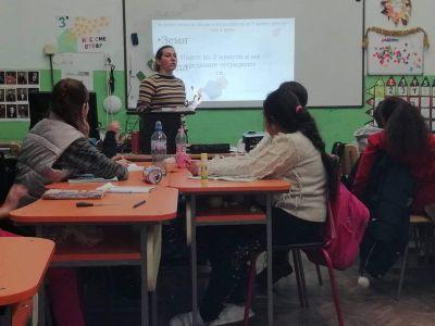 """Посещение на учители от ОУ """"Пенчо Славейков"""" по проект """"Иновации в действие"""" - Изображение 3"""