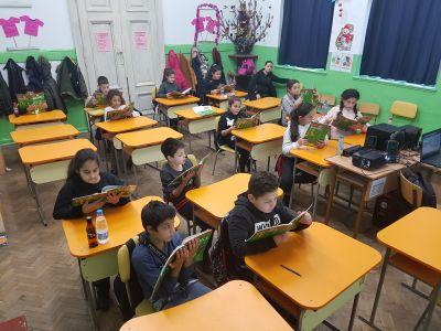Седмица на четенето в трети клас - Изображение 2