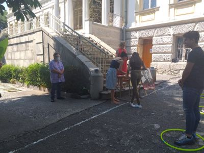 "ОУ ""Гео Милев"" изпрати своите седмокласници  - Изображение 5"