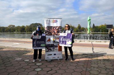 """Наградиха ОУ """"Гео Милев"""" за активно участие и принос в Европейски ден на спорта  - Изображение 3"""
