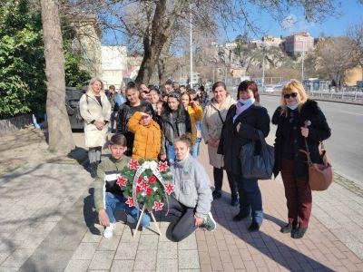 """ОУ """"Гео Милев"""" виртуално и реално чества 3 март! - Изображение 1"""