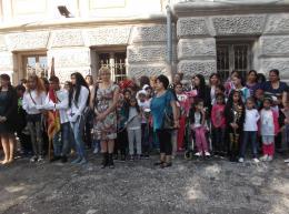 Откриване на учебната 2015-2016 година - ОУ Гео Милев - Пловдив