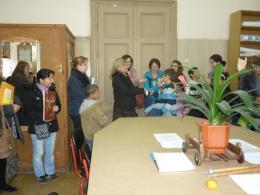 Пети ден - Националната седмица на четенето  - ОУ Гео Милев - Пловдив