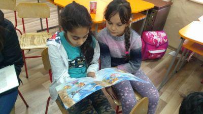 Седмица на четенето  - ОУ Гео Милев - Пловдив