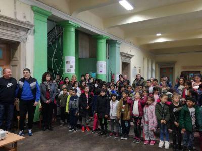 Ден на народните будители - ОУ Гео Милев - Пловдив