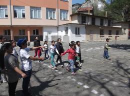 III-та глобална седмица на безопасността по пътищата - ОУ Гео Милев - Пловдив