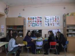 """Практика на студенти от магистърска програма """"Комуникативни нарушения"""" - ОУ Гео Милев - Пловдив"""