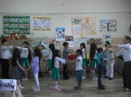 "Край на учебната година на ПГ""Слънце"" - ОУ Гео Милев - Пловдив"