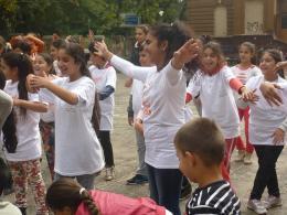 Европейска седмица на движението - ОУ Гео Милев - Пловдив
