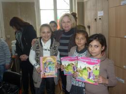 Петият ден от Националната седмица на четенето - ОУ Гео Милев - Пловдив