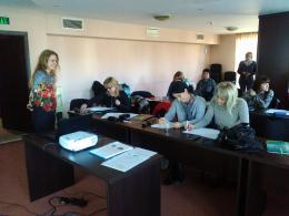 Годишно обучение 2015г. - ОУ Гео Милев - Пловдив