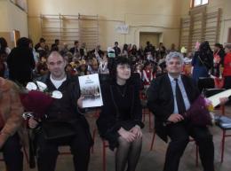 110 години от основаване на училище ,,Григорий Григориевич Маразлията''  40 години Основно училище ,,Гео Милев'' - ОУ Гео Милев - Пловдив