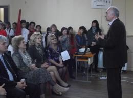 110 години от основаване на училище - ОУ Гео Милев - Пловдив