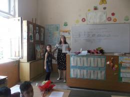 Раздаване на дипломи - 3 - ОУ Гео Милев - Пловдив