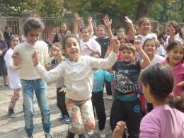 Усмивки след празника на движението - ОУ Гео Милев - Пловдив