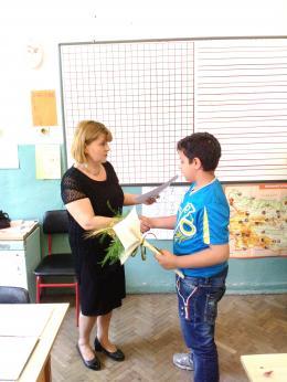 Раздаване на дипломи - 4 - ОУ Гео Милев - Пловдив