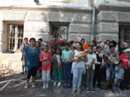 Откриване на новата учебна 2016-1017 година. - ОУ Гео Милев - Пловдив