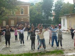 Най-ентусиазираните танцьори - ОУ Гео Милев - Пловдив