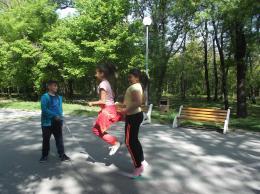 Спортен празник  - ОУ Гео Милев - Пловдив