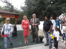 Откриване на ЕКО класна стая - ОУ Гео Милев - Пловдив