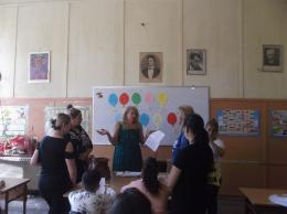 IV а клас - ОУ Гео Милев - Пловдив