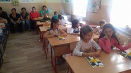 Малките първокласници - ОУ Гео Милев - Пловдив