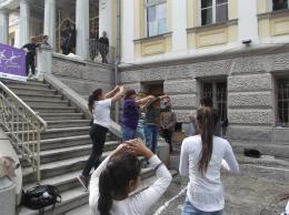 Европейски ден на спорта в училище-2017 - ОУ Гео Милев - Пловдив