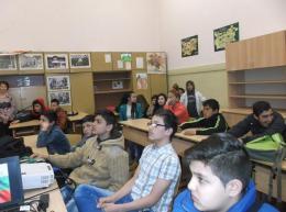 Презентация в горен курс - ОУ Гео Милев - Пловдив