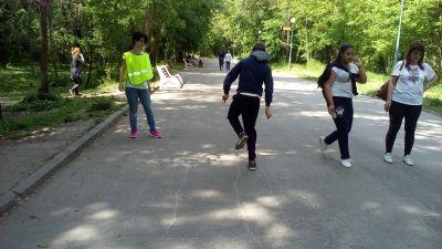 Спортен празник - 27.04.2018 - ОУ Гео Милев - Пловдив