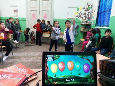 Урок по математика с Jumpido - ОУ Гео Милев - Пловдив