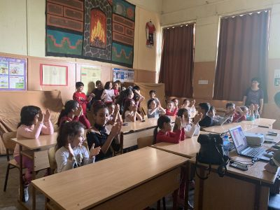 Пеем песничка - ОУ Гео Милев - Пловдив