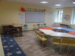 Стаята на подготвителна група 5 год. - ОУ Гео Милев - Пловдив