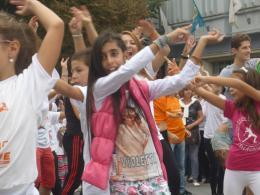 Flashmob MOVEWEEK 2014 - ОУ Гео Милев - Пловдив